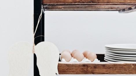 Bild Küchenregal
